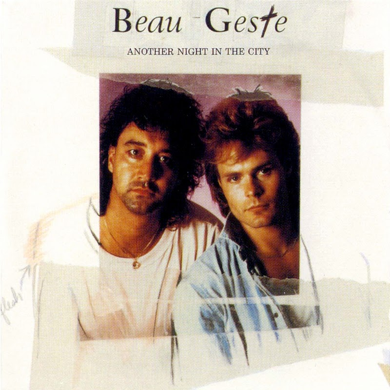 Beau Geste Another night in the city 1986 aor melodic rock