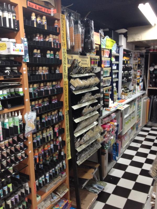 Craft Stores Western Australia