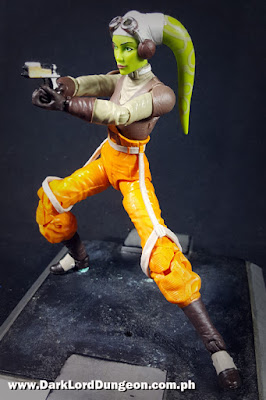 Star Wars Black Series Hera Syndulla Action Figure