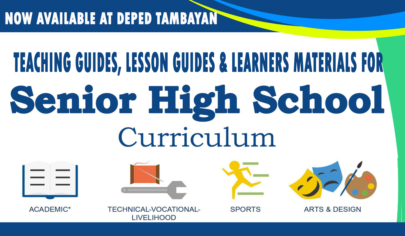 SHS Grade 11 and 12 Resources | DEPED TAMBAYAN PH