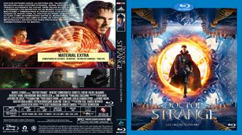 Doctor Strange - Bluray