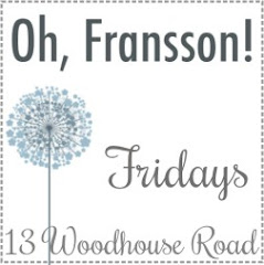 Oh, Fransson! Fridays!!!