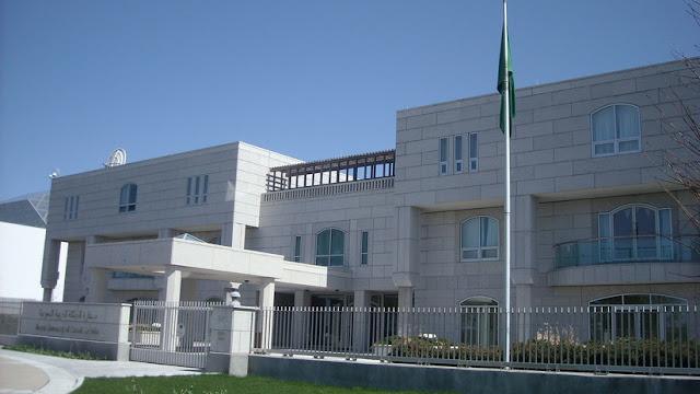Arabia Saudita retira a su embajador en Canadá y expulsa a su homólogo de Riad