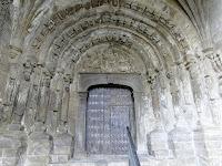 Iglesia de san Esteban; Sos del Rey Católico; Cinco Villas; Aragón; Románico; Romanesque; Roman