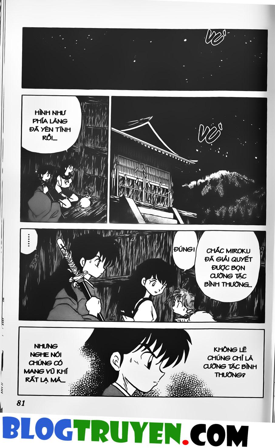 Inuyasha vol 37.5 trang 6