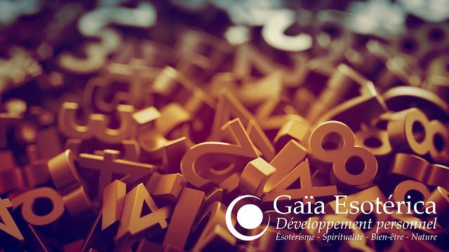 Numérologie, chiffre et nombre