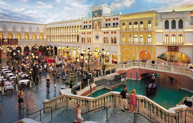 Casino Venetian, Macao China