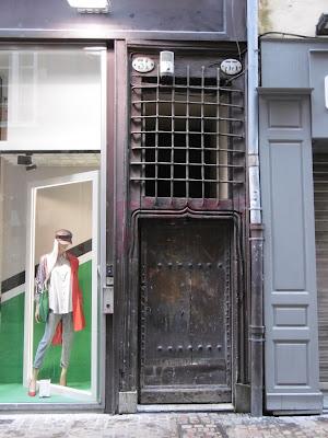 Portes , centre ville Toulouse, malooka