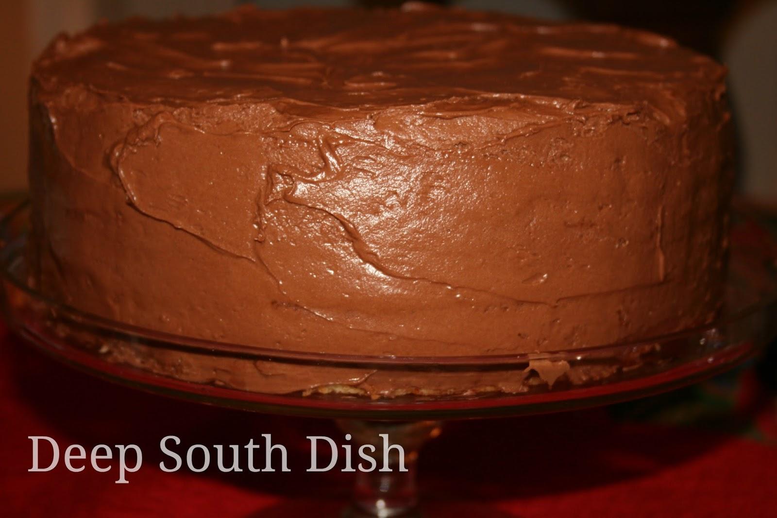 Deep South Dish Basic 1234 Yellow Cake