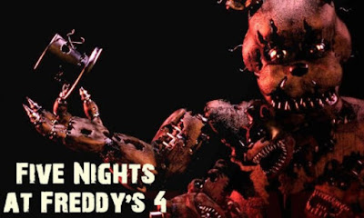 Five nights at freddys 4 for android