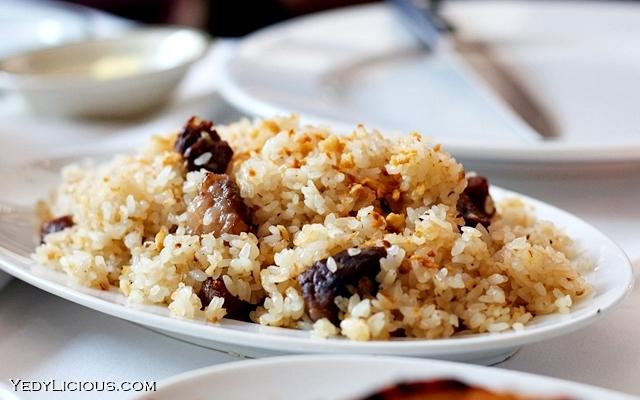 Steak Rice Wolfgang's Steakhouse Manila Philippines Blog Review Menu Best Steak in Manila Address Website Facebook Instagram Twitter, YedyLicious Manila Food Blog