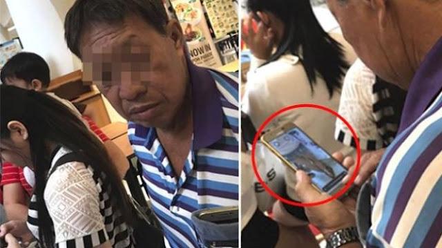 Viral, Lelaki Ambil Foto Perempuan dan Masturbasi di Mal