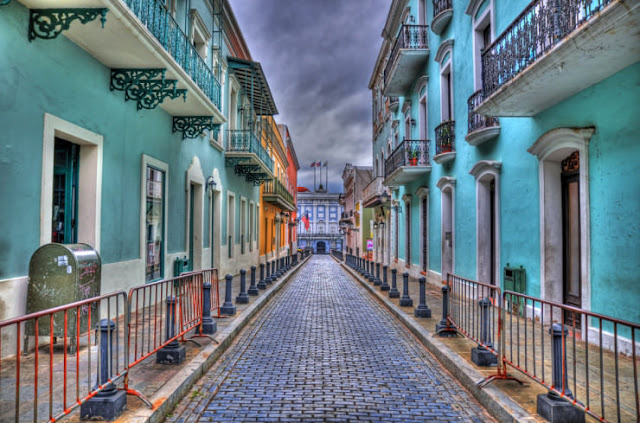 Old San Juan, Puerto Riko