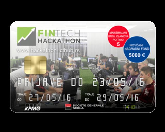 Počinje odbrojavanje do prvog hakatona u Srbiji za digitalno bankarstvo
