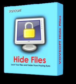 Resultado de imagen para VovSoft Hide Files 5