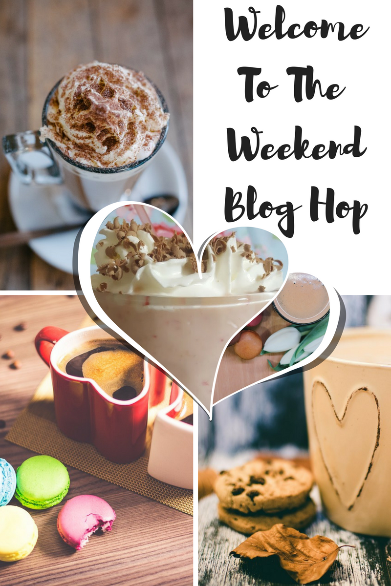 9/12 Welcome To The Weekend Blog Hop Linky Party