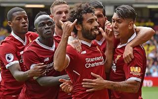 شاهد ملخص و نتيجة مباراة ليفربول وواتفورد اليوم السبت 12-8-2017