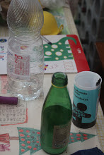 Homeschooling Science Bicarbanate of Soda and Vinegar Experiment