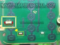 Solusi Nokia X2-02 LCD Blank Hitam