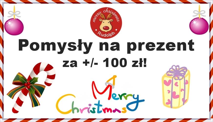 10 pomysłów na prezent dla niej za +/- 100 zł!