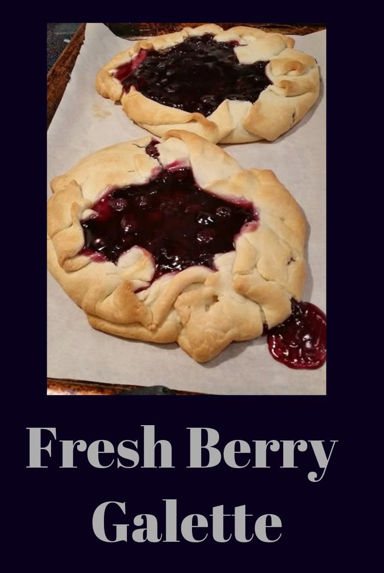 Fresh Berry Galette