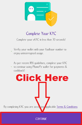 how to do complete kyc in phonepe app