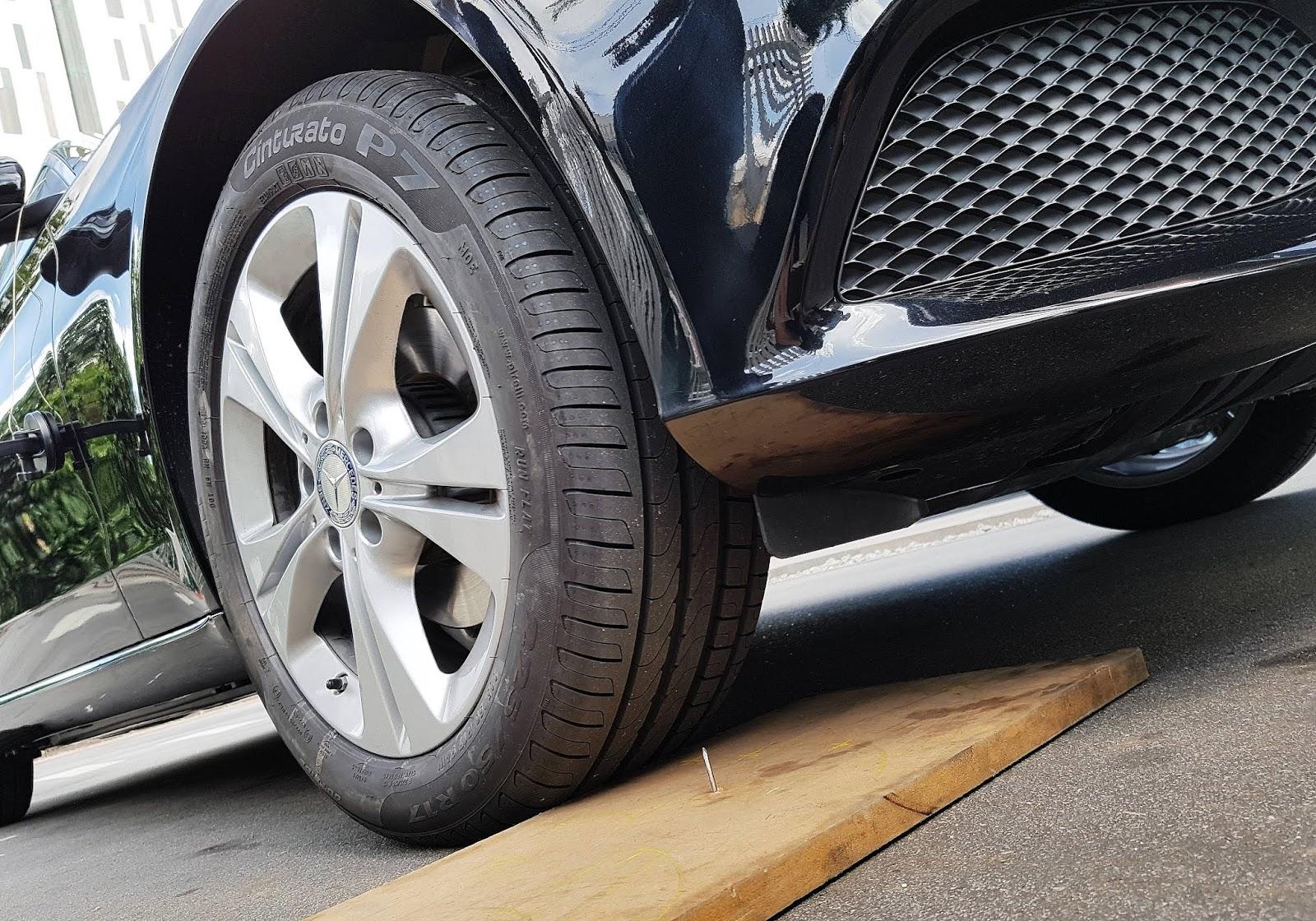 pneus-run-flat-o que é-mercedes-benz-bmw-porsche-ferrari-toyota-ford-volkswagen-hyundai