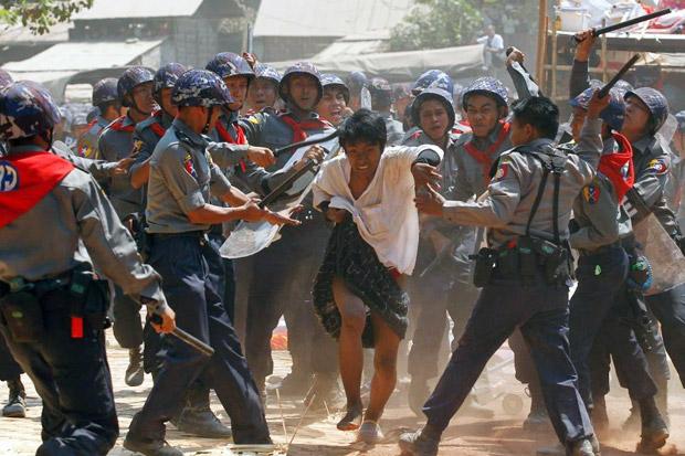 Akhirnya Myanmar Diputus Bersalah oleh Pengadilan Internasional KarenaMelakukan Genosida