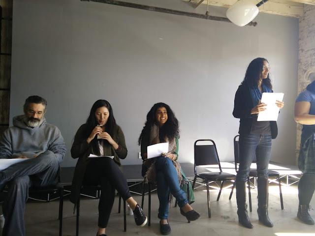 pre-exsisting script reading Onicia Muller