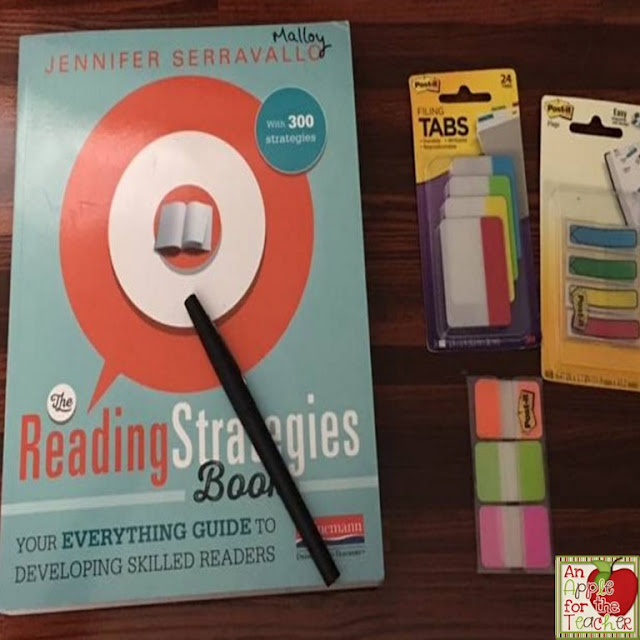 Reading Strategies Book Book Study