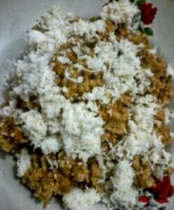 resep nasi tiwul dari singkong