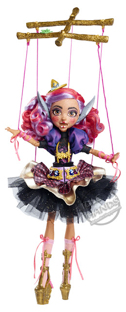 san diego comic-con 2016 mattel exclusive EVER AFTER HIGH CEDAR WOOD EXCLUSIVE MARIONETTE DOLL
