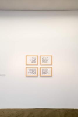 Drawing now, Biennale der Zeichnung,