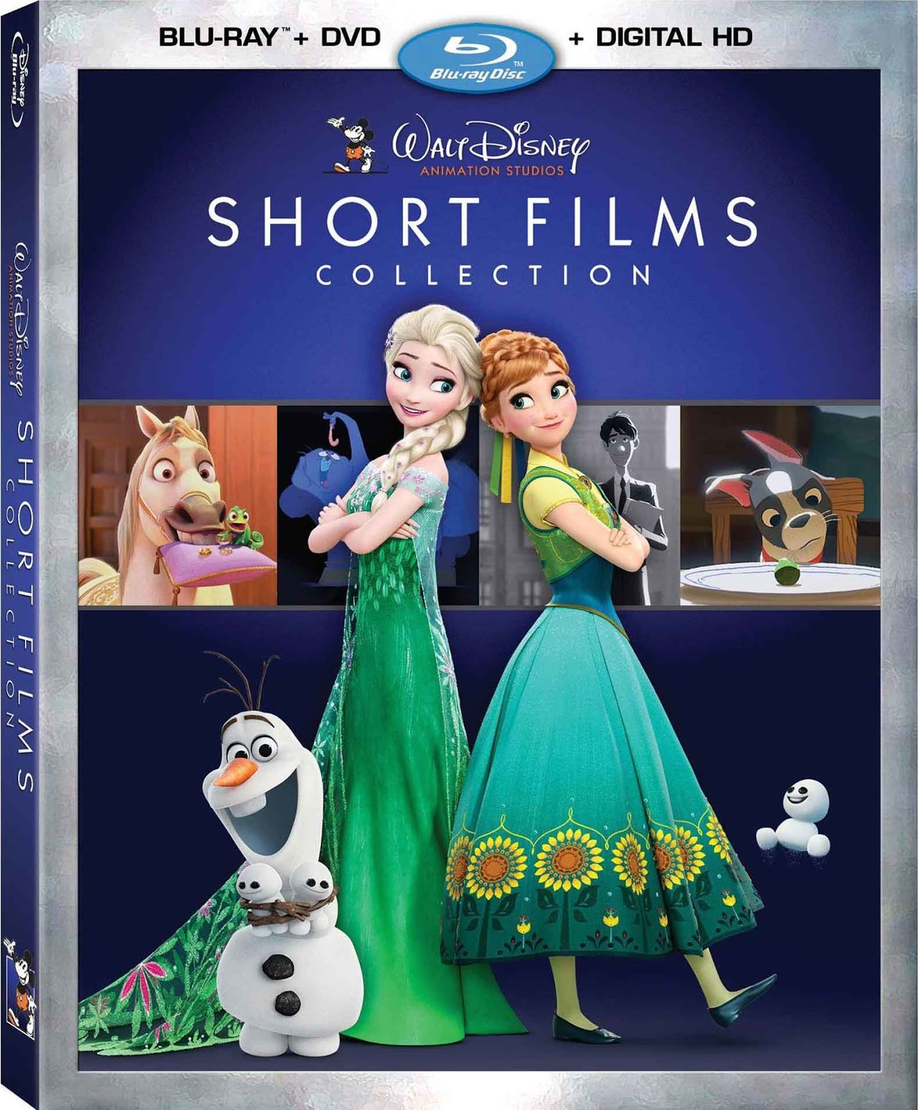 A Look at Disney\'s Classic Shorts Showcase: How To Hook Up Your Home ...