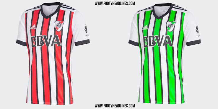 Will Be Feyenoord s 18-19 Away Jersey Almost The Same as River Plate s 2018 Third  Kit  46b246619