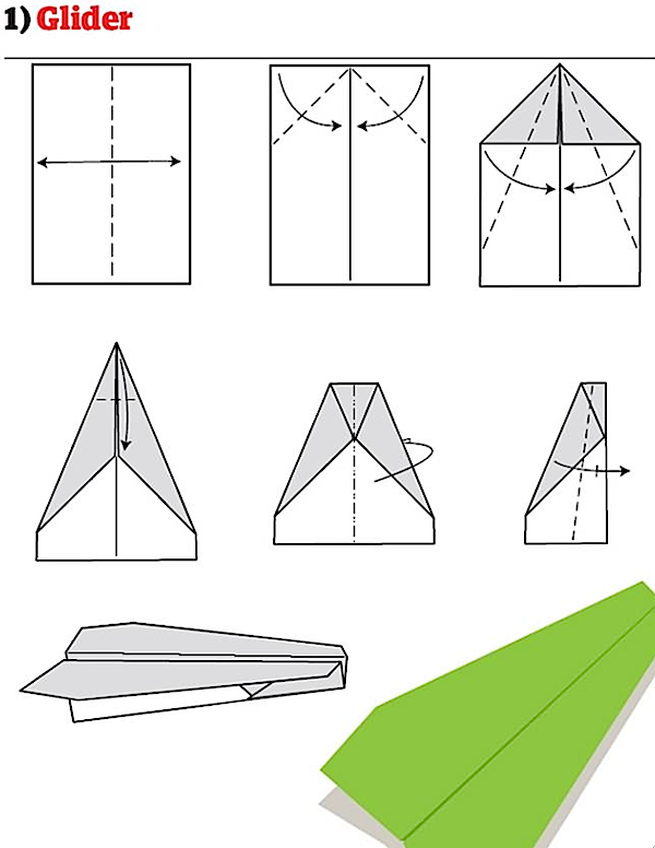 Extremegami: How to make 8 of the world's best paper airplanes