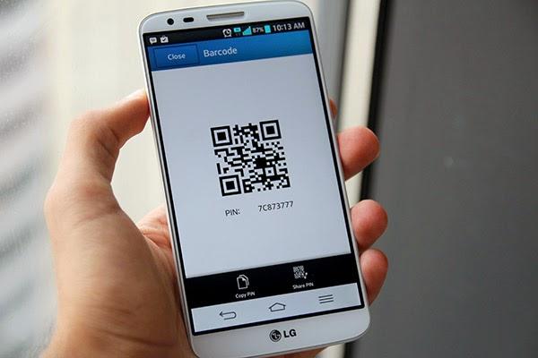 PIN BBM Cantik Android