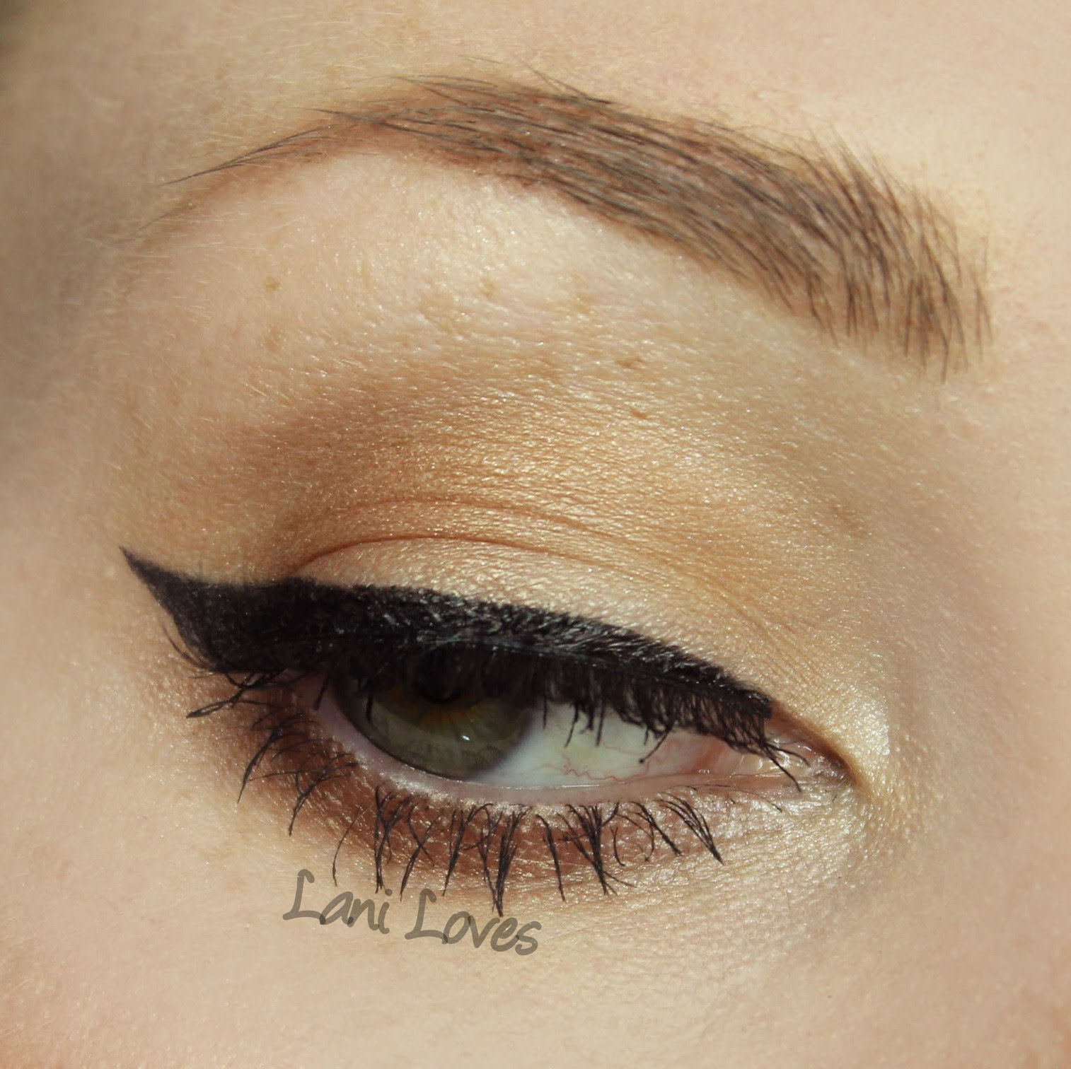 Essence Superfine Eyeliner Pen Swatches & Review