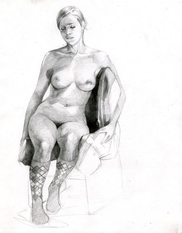 Рисунки Wesley Burt 15