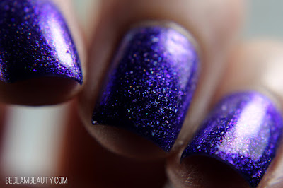 Night Owl Lacquer Tastes Like Purple | Polish Pickup February 2018 | Sugar Rush!