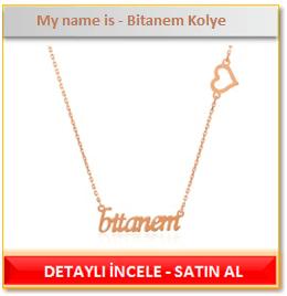 My name is - Bitanem Kolye