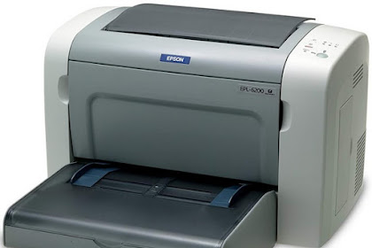 Epson EPL-6200 Printer Driver Download