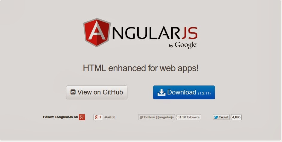 Ingredients of a great front end application with AngularJs