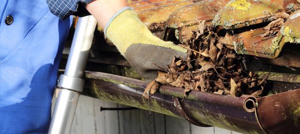 gutter repairs in Perth