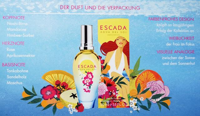 Escada - Agua Del Sol (EdT) - Mein neuer Sommer-Duft!