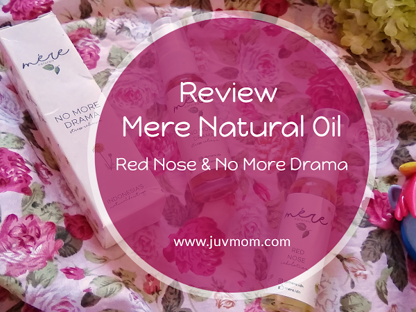 Review Mere Natural Oil