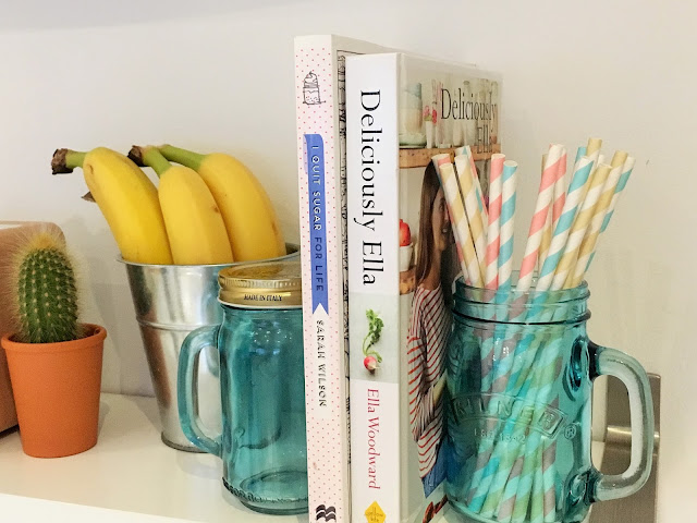 Sugar free healthy living cookbooks, I Quit Sugar For Life by Sarah Wilson. Deliciously Ella by Ella Woodward.