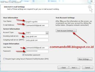Microsoft Exchange, POP 3, IMAP or HTTP