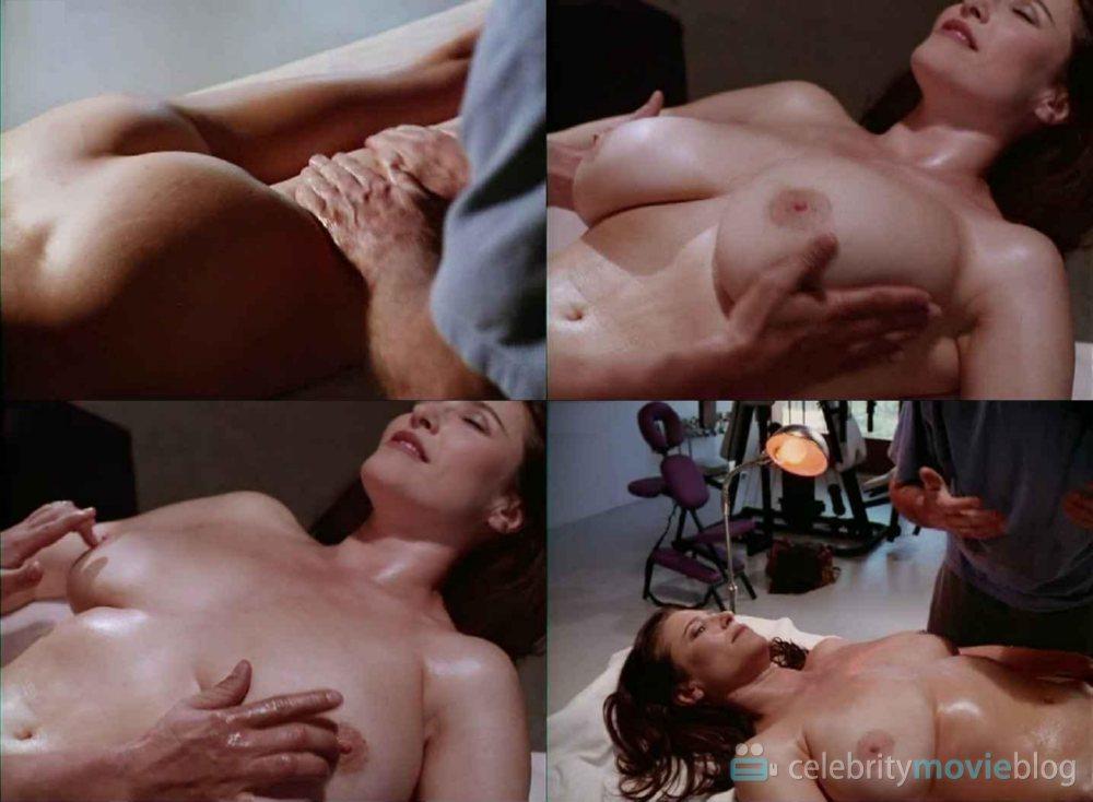 Mimi Rogers Full Body Massage 1995