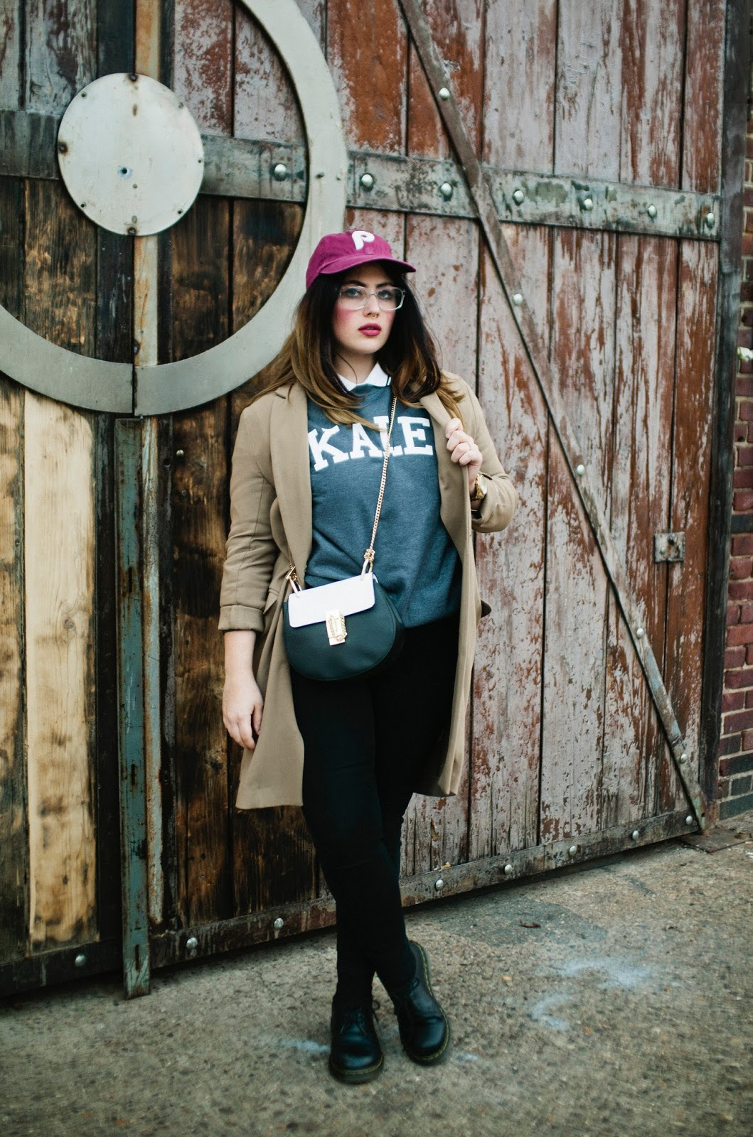 Philadelphia, fashion, blogger, E.M., Ricchini, Chloe, Drew, Bag, black, white